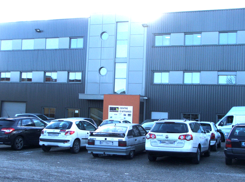 Bureau Partners - Locations de bureaux et boites aux lettres à Saint Etienne